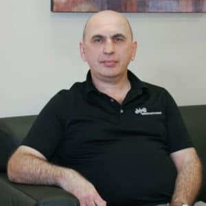 Sergey Gusalov - Support Engineer