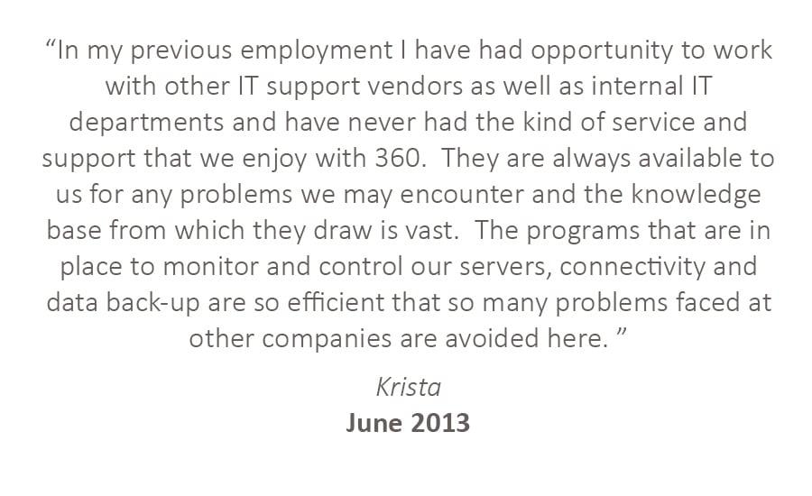 IT Support Vendors