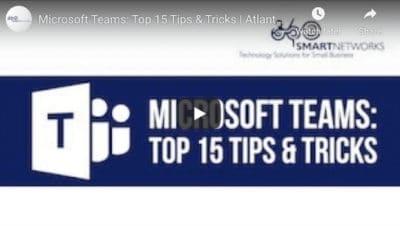 Take Advantage of Microsoft Teams Tips