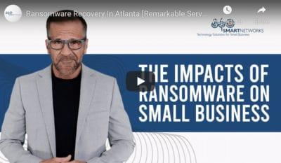 Ransomware Removal In Atlanta & Charlotte